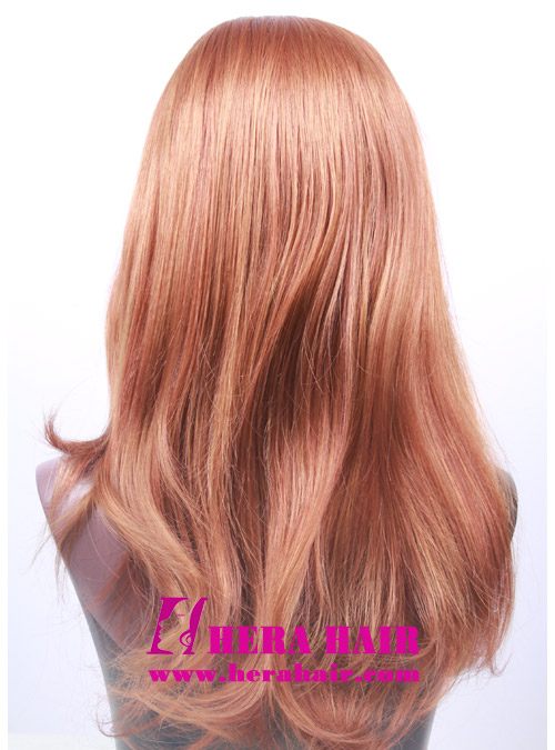 Straight 30 Mixed 27 Color Synthetic Lace Front Wigs