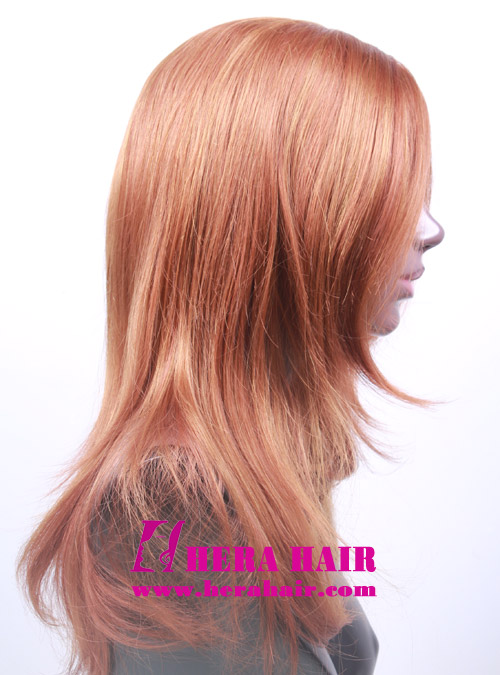 Straight 30 Mix 27 Color Synthetic Lace Front Wigs