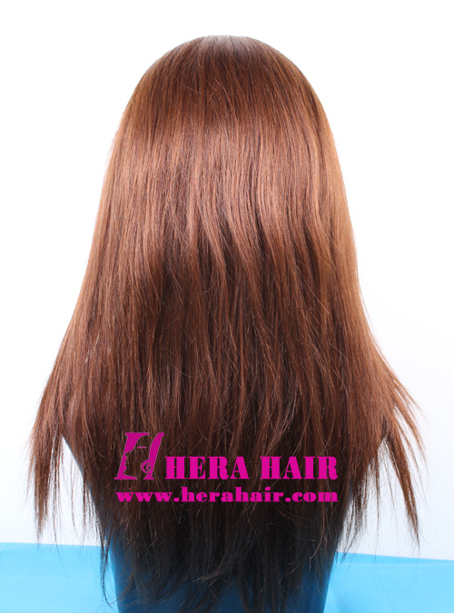 Hera 14inches #3 Indian virgin custom full lace wig