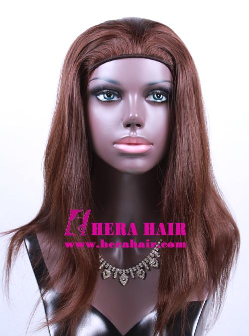 Hera 14 inches #6 Band Fall Kosher Women Wigs
