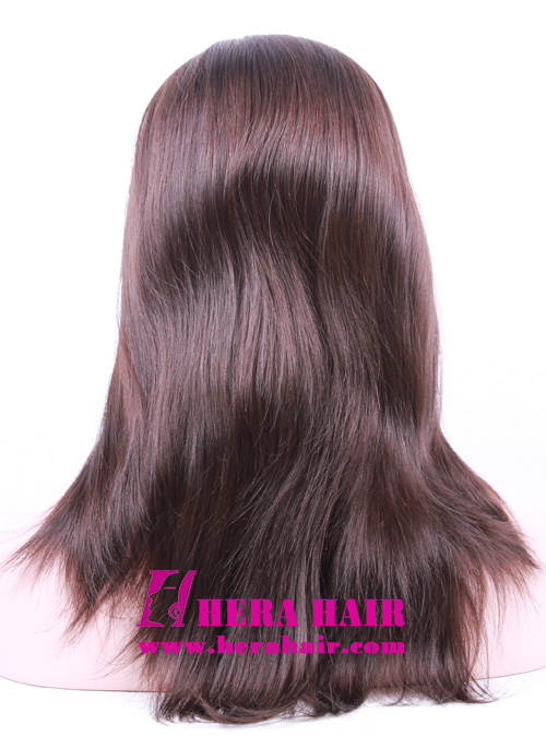 Hera 14 inches #4 Band Fall Jewish Women Wigs Back Picture