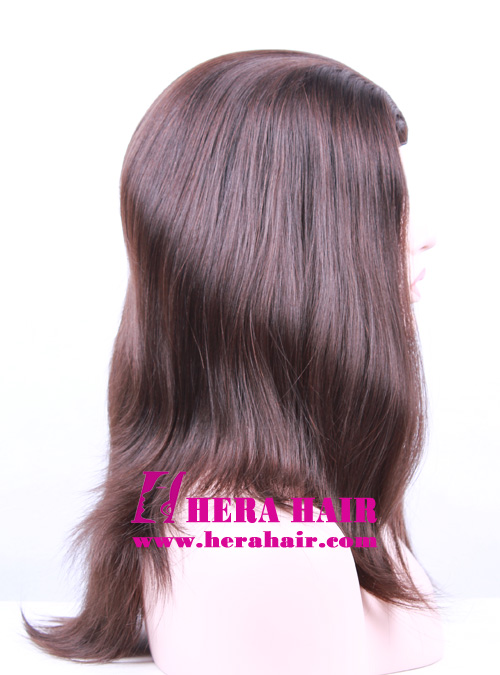 Hera 14 inches #4 Band Fall Jewish Women Wigs Side Picture