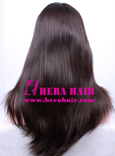 Hera 16 Inches #2 European Jewish Women Wigs Back Picture