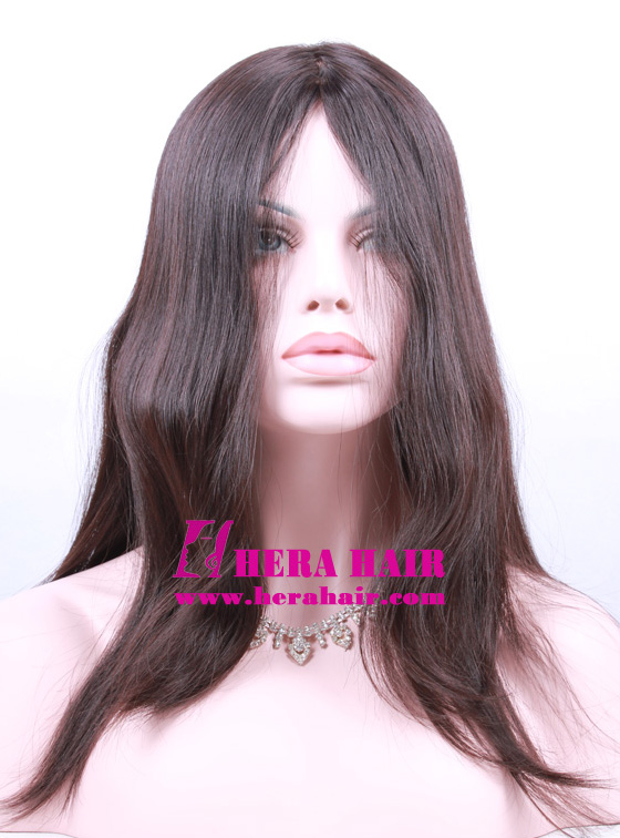 16 Inches #2 European Jewish Women Wigs Picture