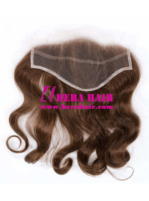 Hera Curly Brazilian Virgin Remy Hair Lace Frontals