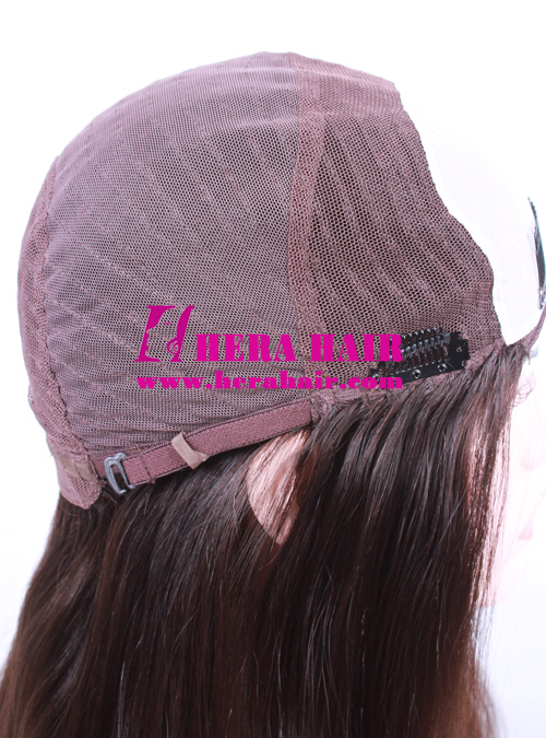 Hera 14 inches #4 Band Fall Jewish Women Wigs Cap Design