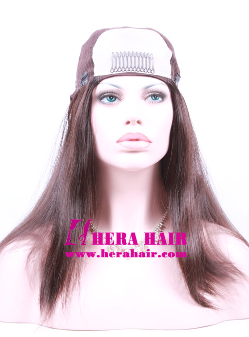 Hera 14 inches #4 Band Fall Jewish Women Wigs Inside Front Picture