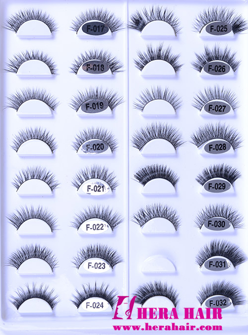 Hera Beauty Series Korean Mink False Eyelashes Catalog 2