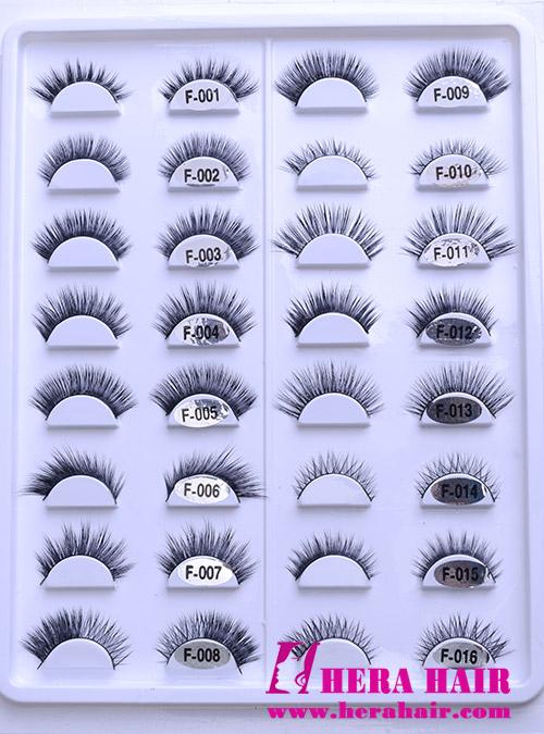 Hera Beauty Series Korean Mink Eyelashes Catalog 1
