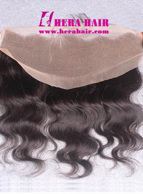 Hera Wavy European Virgin Remy Hair Lace Frontals