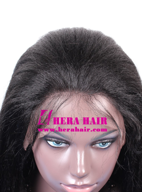 Hera Lace Front Wigs Natural Hairline with Baby Hair