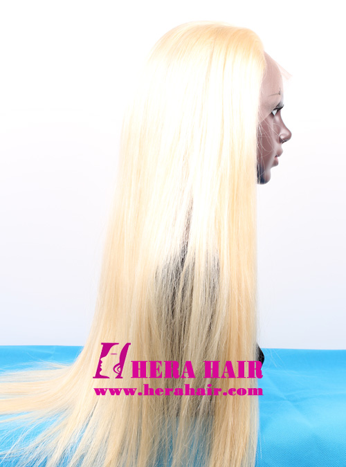 Hera custom Long 613 blonde full lace wigs