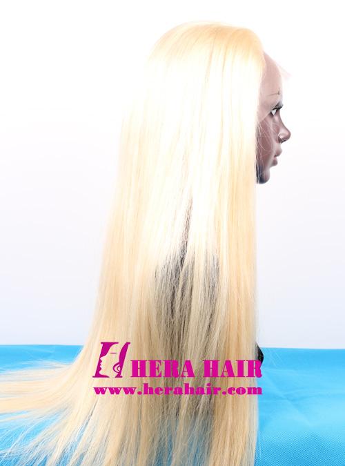 Hera custom Long 613 blonde full lace wigs