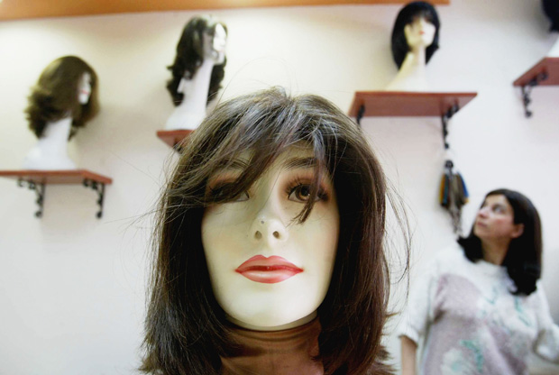 Searching for the Perfect Jewish Women Wig