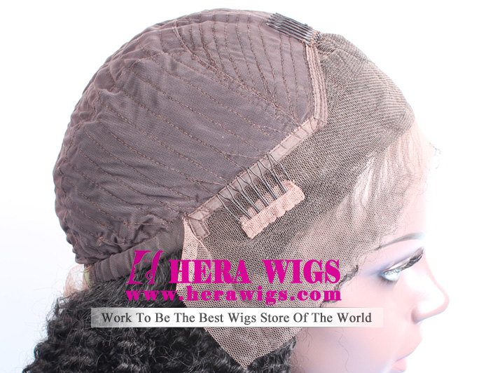 Hera lace front wigs cap picture