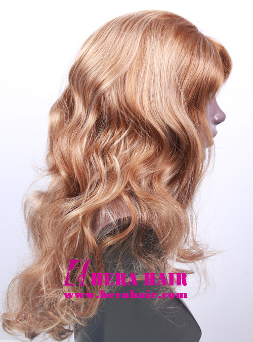 Highlight Wavy Synthetic Lace Front Wigs
