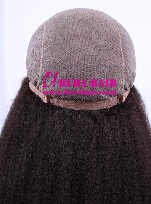 Glueless Full Lace Wigs Cap Back