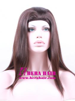 Hera 14 inches #4 Band Fall Jewish Women Wigs