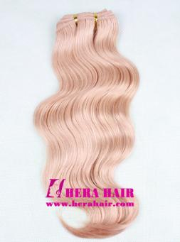 Hera 16 inches #22 Machined Indian Virgin Hair Weaves