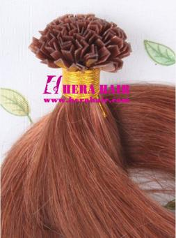 Hera V-tip Indian Remy Keratin Hair Extensons