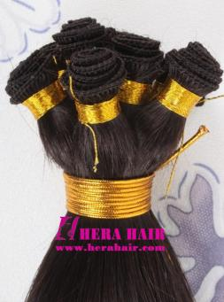 Hera #2 Indian Remy Hair Hand Tied Hair Weaves