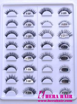 Hera Beauty Series Korean Mink Eyelashes Catalog 1