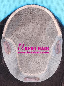 Hera Mono PU Lace Front Cap Design Toupees HHT1