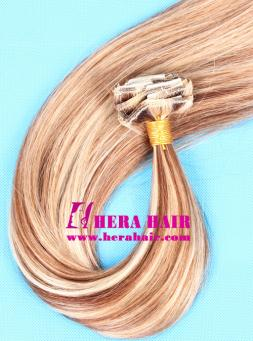 Hera 22 inches Piano 4/25 Color European Clip In Hair Extensions