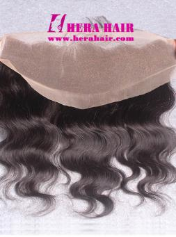 Hera Wavy European Virgin Remy Hair Lace Frontals