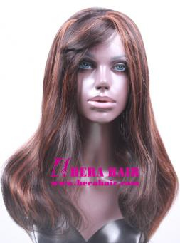 Hera Fringe Synthetic Lace Front Wigs