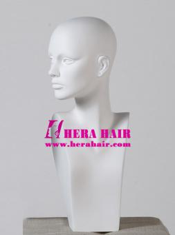 Realistic Looking Female Mannequin Heads for Wigs HMY01